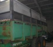 verhoging kipkar in metaal en aluminium